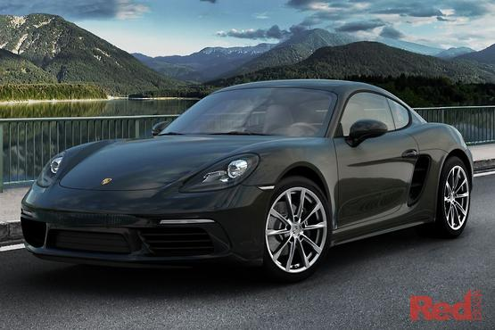 2019 Porsche 718 Cayman 982 Manual MY19