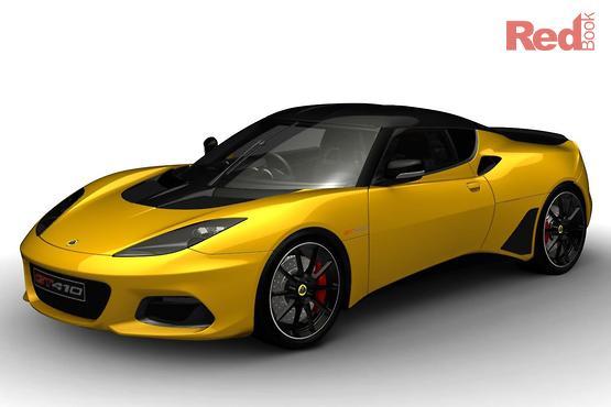 2019 Lotus Evora GT430 Sport Manual MY19