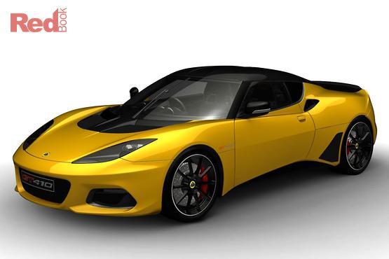 2019 Lotus Evora Sport GT410 Auto MY19