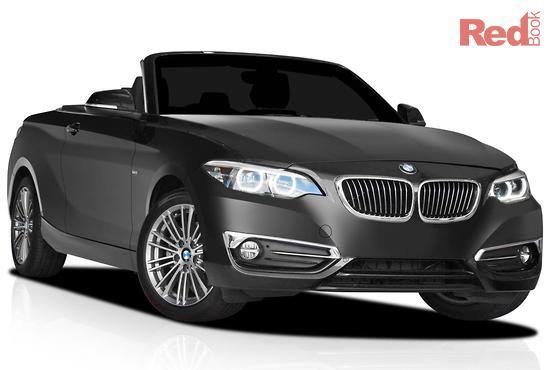 2019 BMW 2 Series 220i Luxury Line F23 LCI Auto