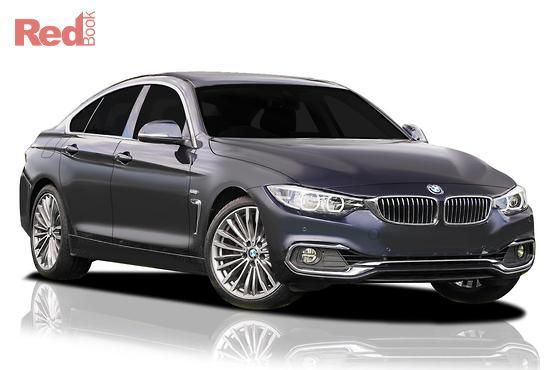 2019 BMW 4 Series 420i Luxury Line F36 LCI Auto