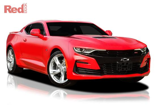 2019 Chevrolet Camaro 2SS Manual MY19