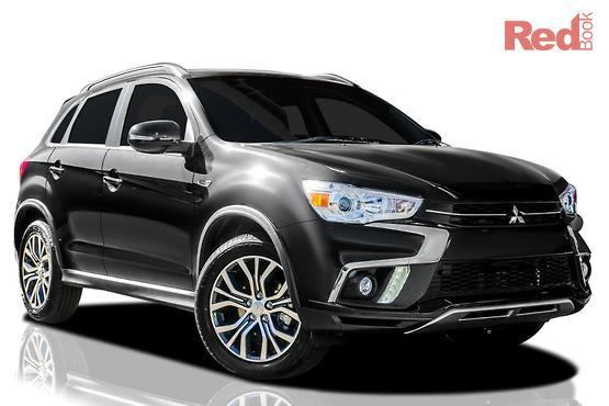 2018 Mitsubishi ASX XLS XC Auto 4x4 MY18