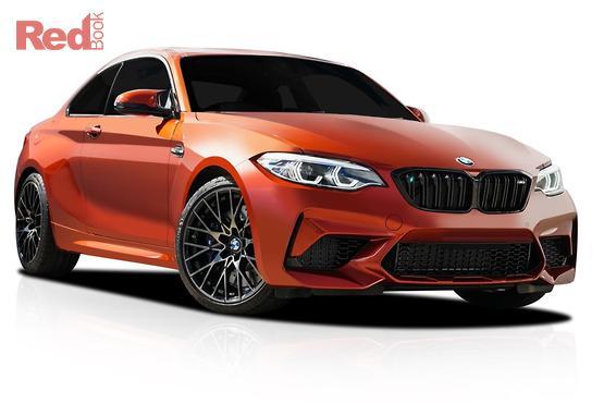 2018 BMW M2 Competition F87 LCI Auto