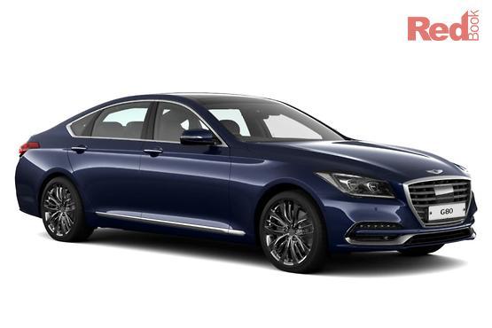 2019 Genesis G80 3.8 Ultimate Auto MY19