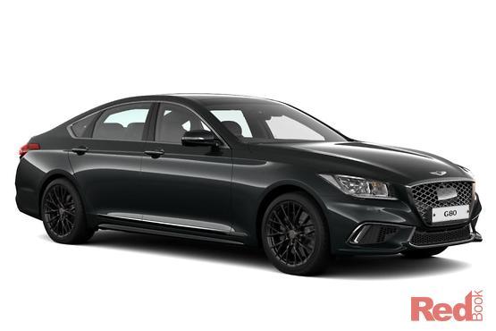 2019 Genesis G80 3.8 Ultimate Sport Design Auto MY19