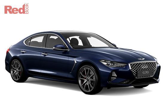 2019 Genesis G70 Ultimate Auto MY19