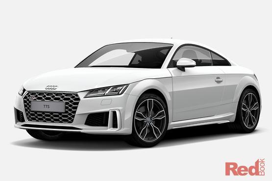2019 Audi TTS Auto quattro MY20