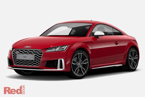2019 Audi TTS Auto quattro MY19