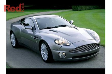 Used Car Research Used Car Prices Compare Cars RedBookcomau - 2004 aston martin vanquish
