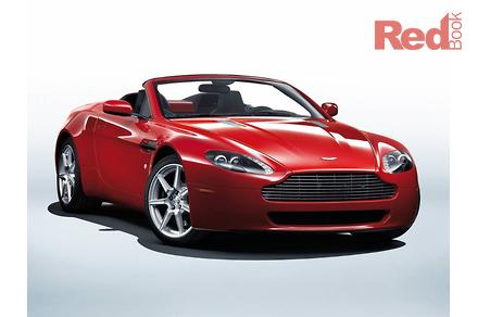 Used Car Research Used Car Prices Compare Cars RedBookcomau - 2007 aston martin vantage price