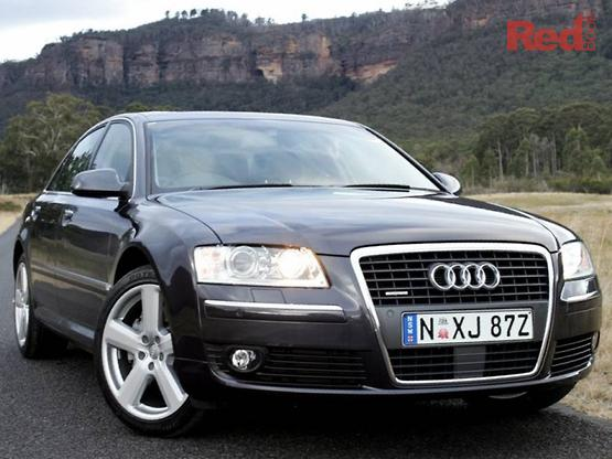 Used Car Research Used Car Prices Compare Cars RedBookcomau - 2006 audi a8