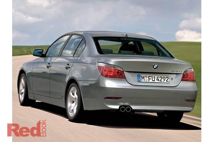 Used Car Research Used Car Prices Compare Cars RedBookcomau - Bmw 540i 2005