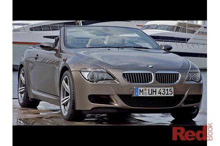 2006 Bmw M6 E64 Auto