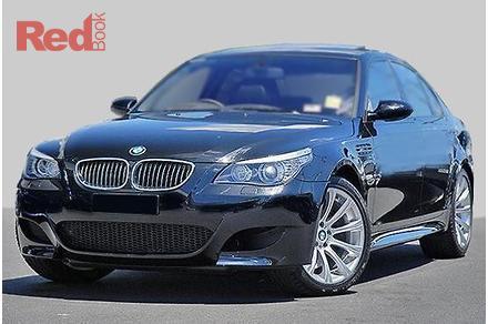 2008 BMW M5 E60 Auto MY07
