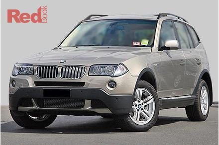 2008 BMW X3 E83 Auto 4WD MY07