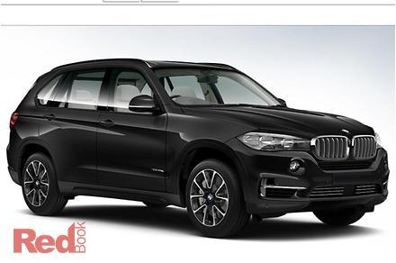 2013 BMW X5 XDrive50i F15 Auto 4x4