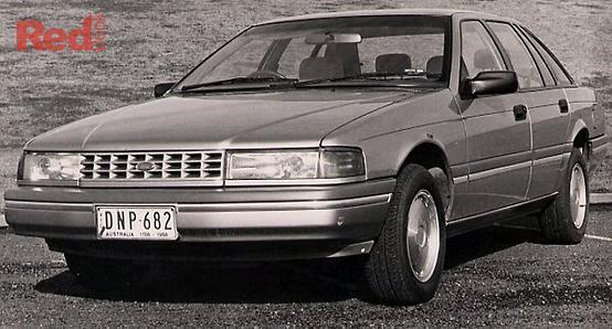 1989 Ford Fairlane NA Auto