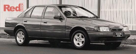 1994 Ford Falcon Futura ED Manual