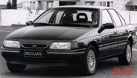 1994 Ford Falcon GLi ED Auto