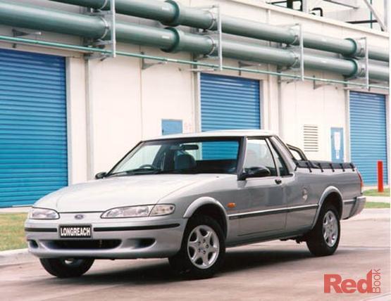 1998 Ford Falcon GLi XH II Auto