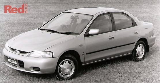 1994 Ford Laser LXi KJ Auto