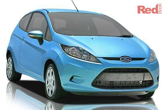 2008 Ford Fiesta CL WS Auto