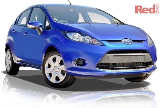 2012 Ford Fiesta CL WT Auto