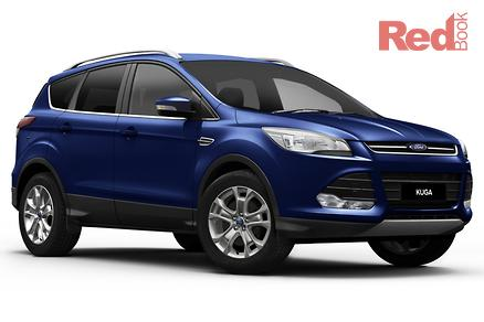 Ford Kuga Trend Tf Auto Awd