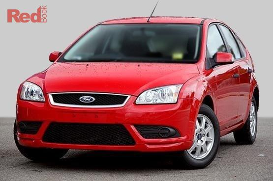2008 Ford Focus CL LT Auto