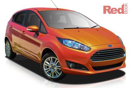 Ford Fiesta Trend Wz Auto My