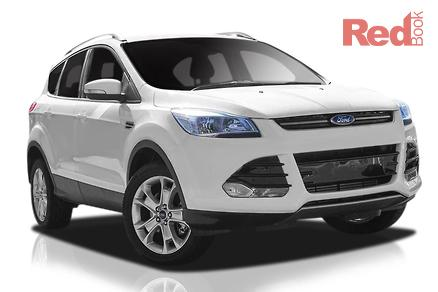 Ford Kuga Trend Tf Mkii Auto Awd My