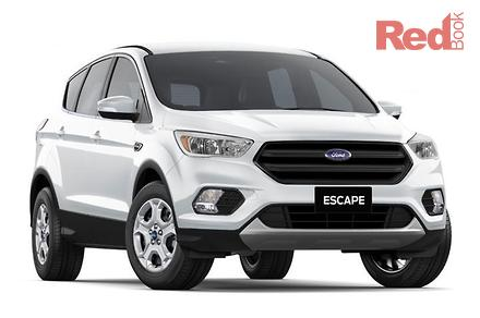 2017 Ford Escape Ambiente Zg Manual 2wd