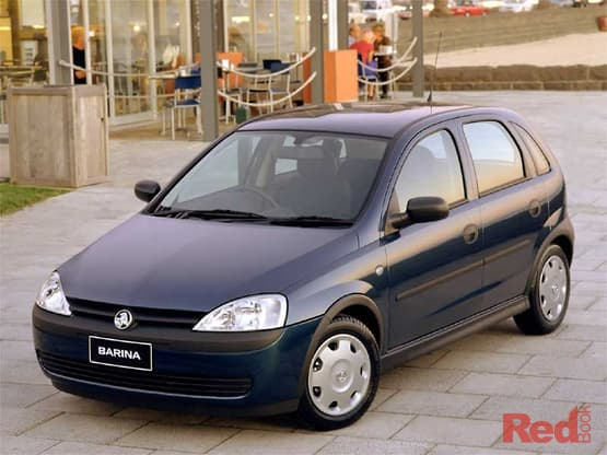 used car research used car prices compare cars redbook com au rh redbook com au 2005 holden barina xc manual my05 holden barina xc service manual free download