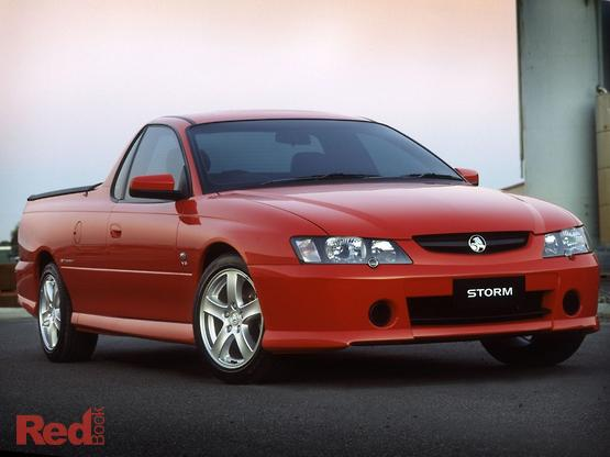 2004 Holden Ute Storm S VY II Auto & Used Car Research - Used Car Prices - Compare Cars - RedBook.com.au