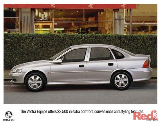 used car research used car prices compare cars redbook com au rh redbook com au Vauxhall Calibra opel vectra 2001 manual pdf