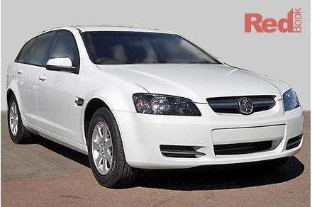 2008 Holden Commodore Omega Ve Auto My09