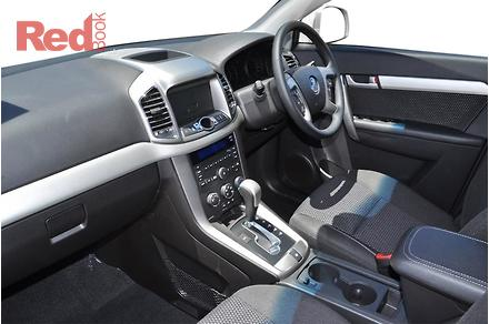 holden captiva 7 lx owners manual