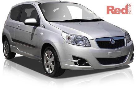 2010 Holden Barina Tk Manual My11