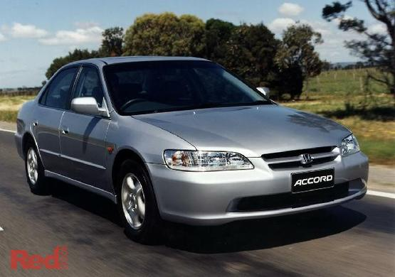 2001 Honda Accord VTi L Auto MY01