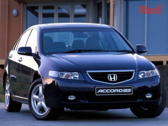 2004 Honda Accord Euro Luxury Manual