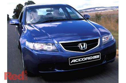 honda accord 2004 manual