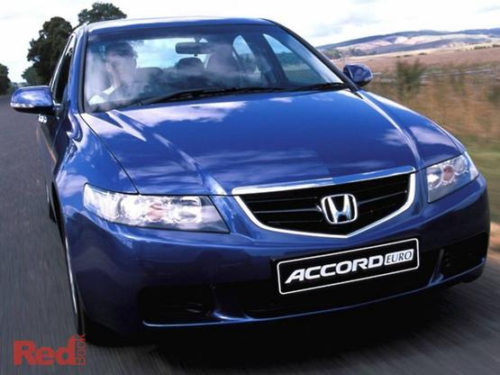 2004 Honda Accord Euro Manual