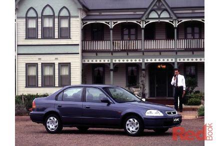 1997 honda civic cxi engine