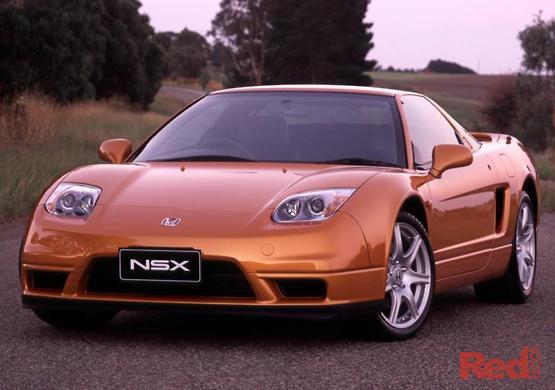 2003 Honda NSX T Auto MY02