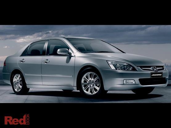 2007 Honda Accord V6 Luxury Auto MY07