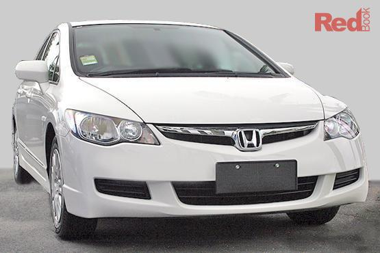 2007 Honda Civic VTi Auto MY07