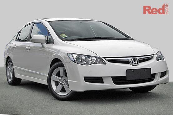 2007 Honda Civic VTi L Manual MY07