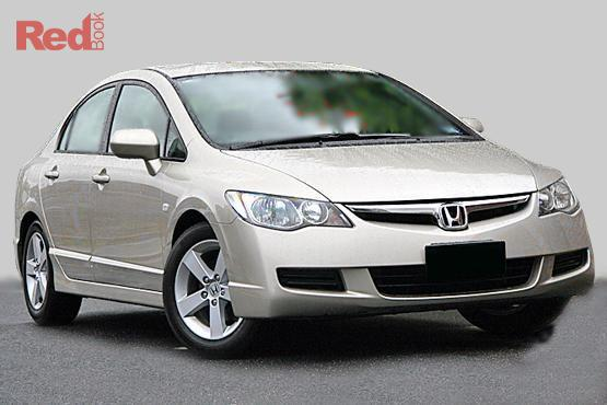 2006 Honda Civic VTi L Auto MY07