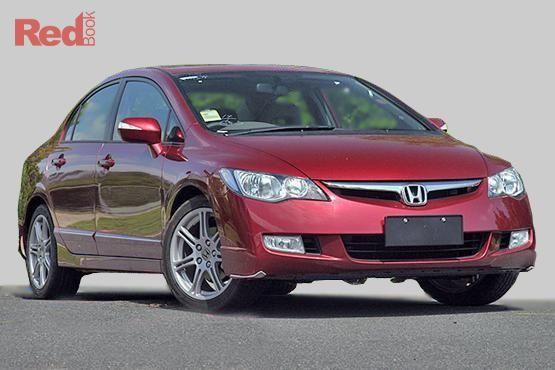 Great 2006 Honda Civic Sport Manual MY07